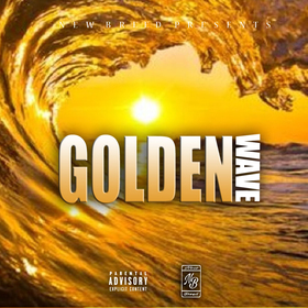 The Golden Wave EP Golden Boy front cover
