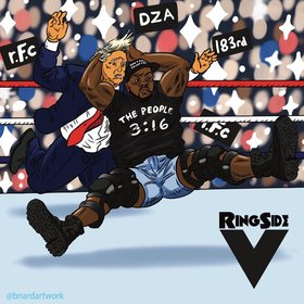 Ringside 5 Smoke DZA front cover