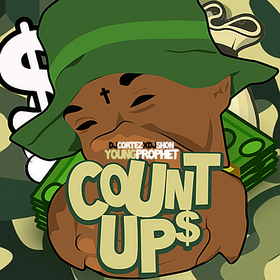 Count Up  Young Prophet front cover