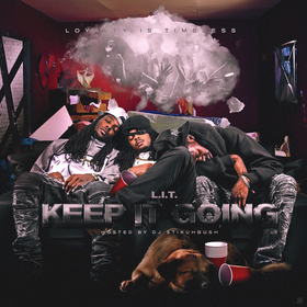 Keep It Going L.I.T. front cover