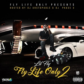 Fly Life Only 2 Lil Fly_AE front cover
