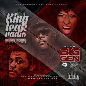 King Leak Radio (Breadstacking Edition) King Leak Radio front cover
