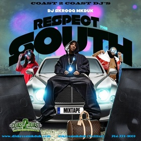 Respect The South Skroog Mkduk front cover