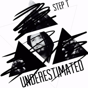 Underestimated DJ Mad Lurk front cover