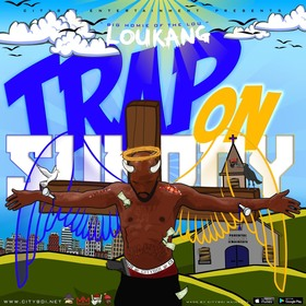 Trap On Sunday Lou Kang front cover