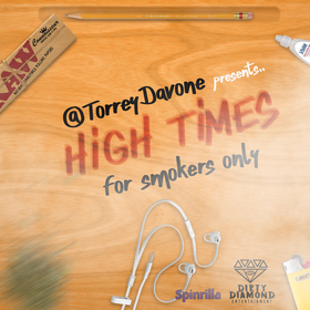High Times TorreyDavone front cover