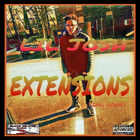 Extensions - Lil Josh feat. Saint Blood Related Music front cover