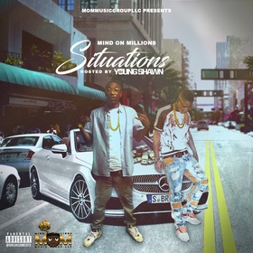 Situations Mind On Millions front cover