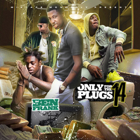 Only For The Plugs 14 DJ Ben Frank front cover