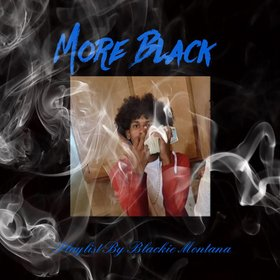 More Black Blackie Montana front cover