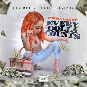 Every Dolla Counts Parris Ladame front cover
