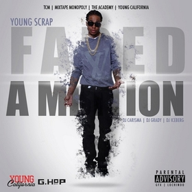Faded Ambition Young Scrap front cover