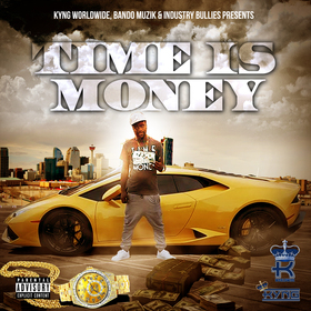 Time Is Money Kyng front cover