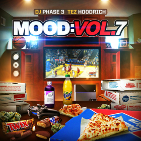 Mood: Vol. 7 (Game Time) DJ Phase 3 front cover