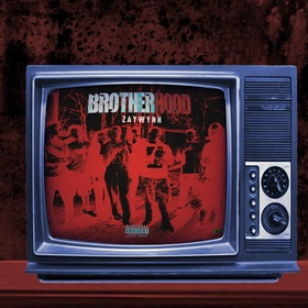 Brother Hood EP zaywynn front cover