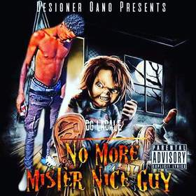 No More Mister Nice Guy LaDale front cover