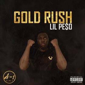 Gold Rush Lil Pe$o front cover