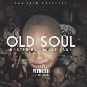 Old Soul Sam Pain front cover