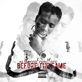 MarcoFromMoco 'Before The Fame' MellDopeAF front cover