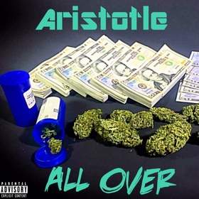 All Over (Single) Aristotle front cover