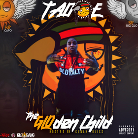 Tadoe - The GLOden Child GunAHolics front cover