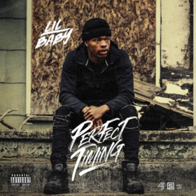Perfect Timing Lil Baby front cover