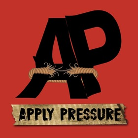 Apply Pressure Lil Domo front cover