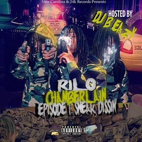 Rilo Chamberlin: Episode 1 (Sneak Dissin) DJ B Eazy front cover