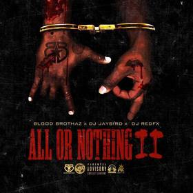 All Or Nothing 2 Blood Brothaz front cover