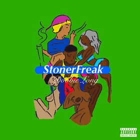 Stoner Freak Doobie Long front cover