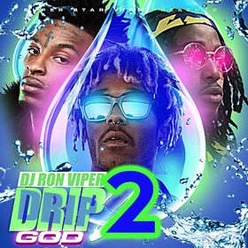 Drip 2 (Hot Tracks This Week) DJ Ron Viper front cover