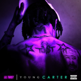 Young Carter Lil Twist front cover
