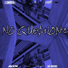 SG Diesel & Mook : No Questionz Aristotle front cover