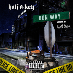 Don Way Lil Half A Key  front cover