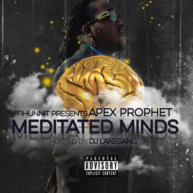 Meditated Minds Apex Prophet front cover