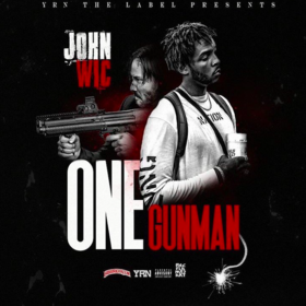 One Gunman John Wic front cover
