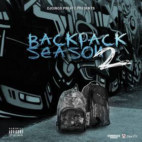 Backpack Season Volume 2 DJ Cinco P Beatz front cover