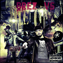BREZ VS THE CITY Hosted By Dj Tellz & Chill WIll CHILL iGRIND WILL front cover