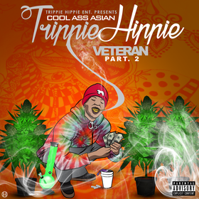 Trippie Hippie Veteran 2 Cool Ass Asian front cover