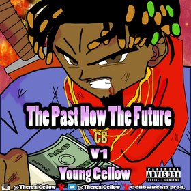Young Cellow- The Past Now The Future DJ Konnect  front cover