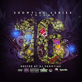 Showtime Series Vol. 16 Your GF Fav DJ front cover