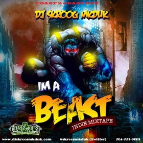 Imma Beast Skroog Mkduk front cover