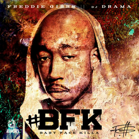 Baby Face Killa Freddie Gibbs front cover