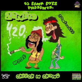 Zone10 Cheech N Chong The EP Zone10Gee  front cover