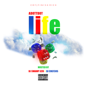 life adottdot front cover