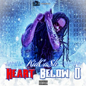 Heart Below 0 Kid Cash front cover