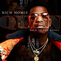 Back To The Basics Rich Homie Quan front cover