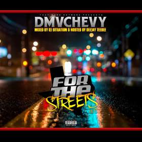 For The Streets DMV Chevy  front cover