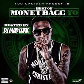 Best Of MoneyBagg Yo DJ Mad Lurk front cover