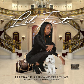 Feet Back #RunAndTellThat Lil Feet front cover